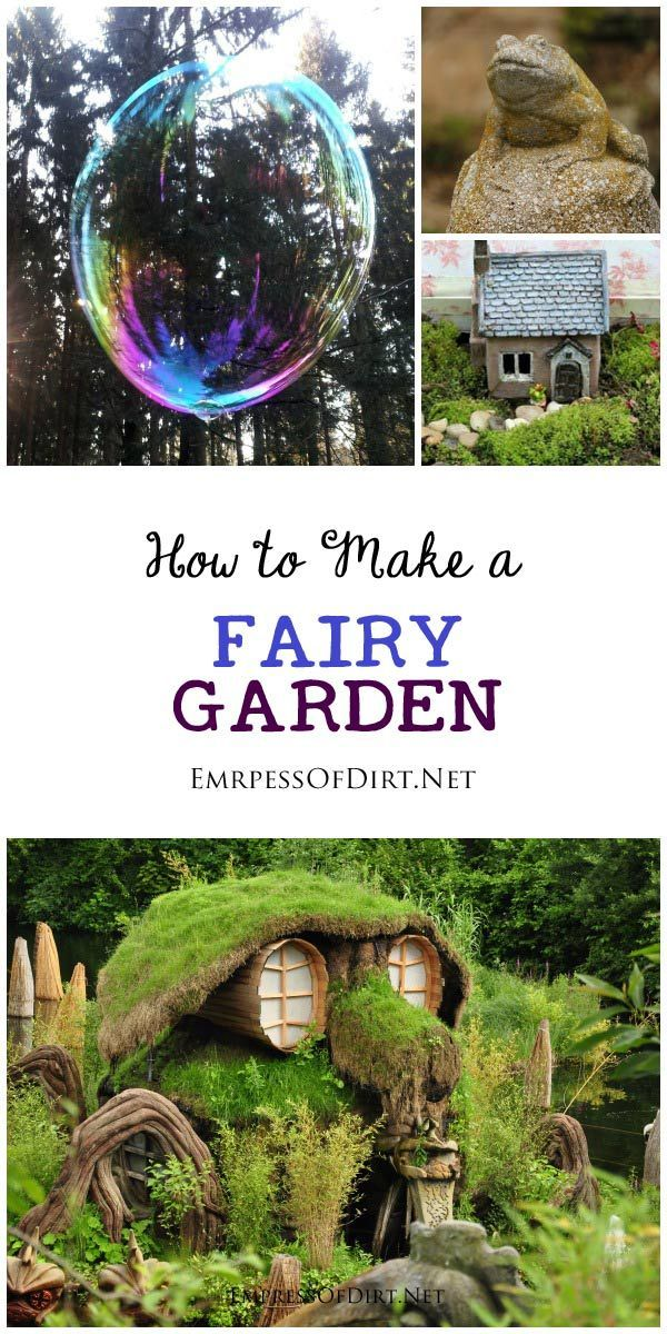 5 Tips for an Enchanted Fairy Garden - Empress of Dirt