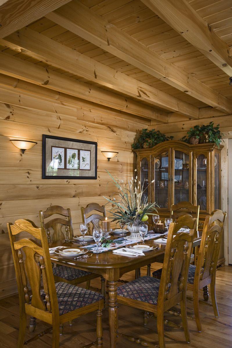 Interior vertical dining room swift residence honest abe log interior vertical dining room swift residence honest abe log homes allgood dzzzfo