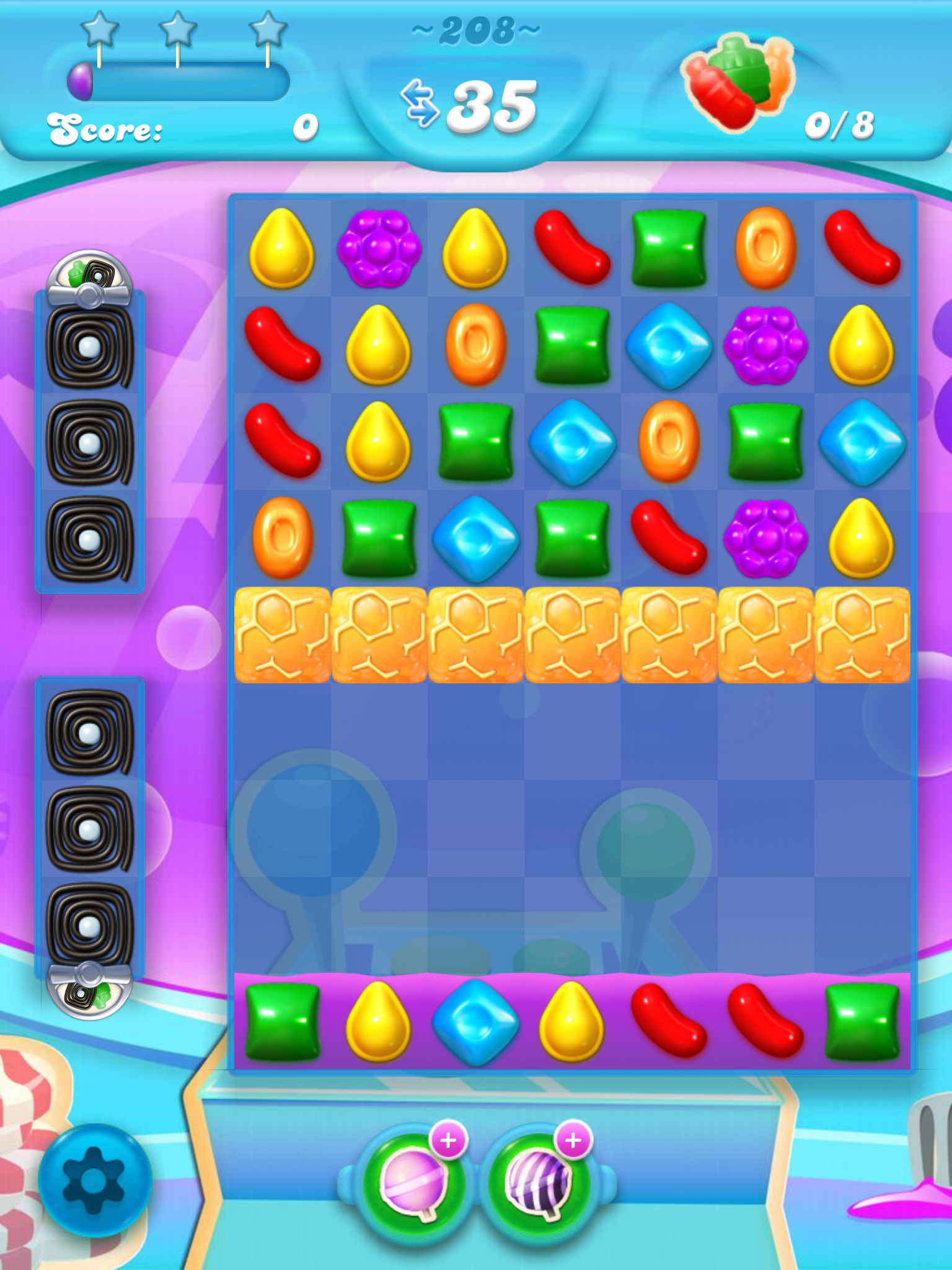 How To Beat Candy Crush Soda Level 208 Candy Crush Games Candy Crush Candy Crush Saga