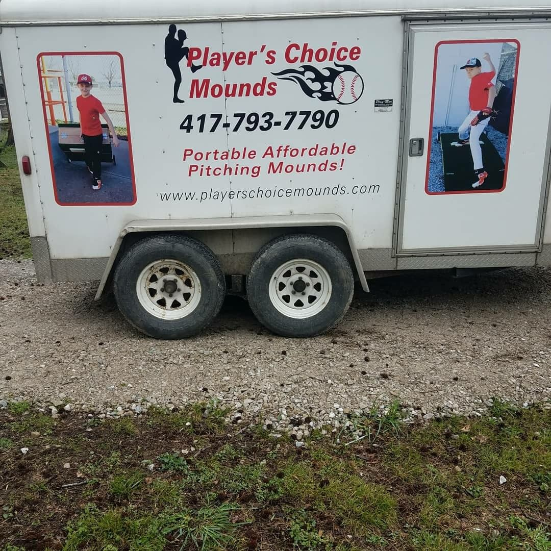 Players Choice Mounds Is Now Mobile Anyone Looking To Save Money On Shipping Can Find Us In Springdale Arkansas On Springdale Arkansas Rogers Arkansas Joplin