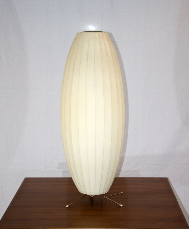 Vintage Cigar Shape Bubble Lamp, Howard Miller-George Nelson ...