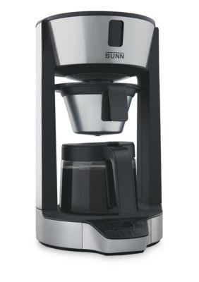 Bunn Hgd Phase Brew High Altitude 8 Cup Home Coffee Brewer