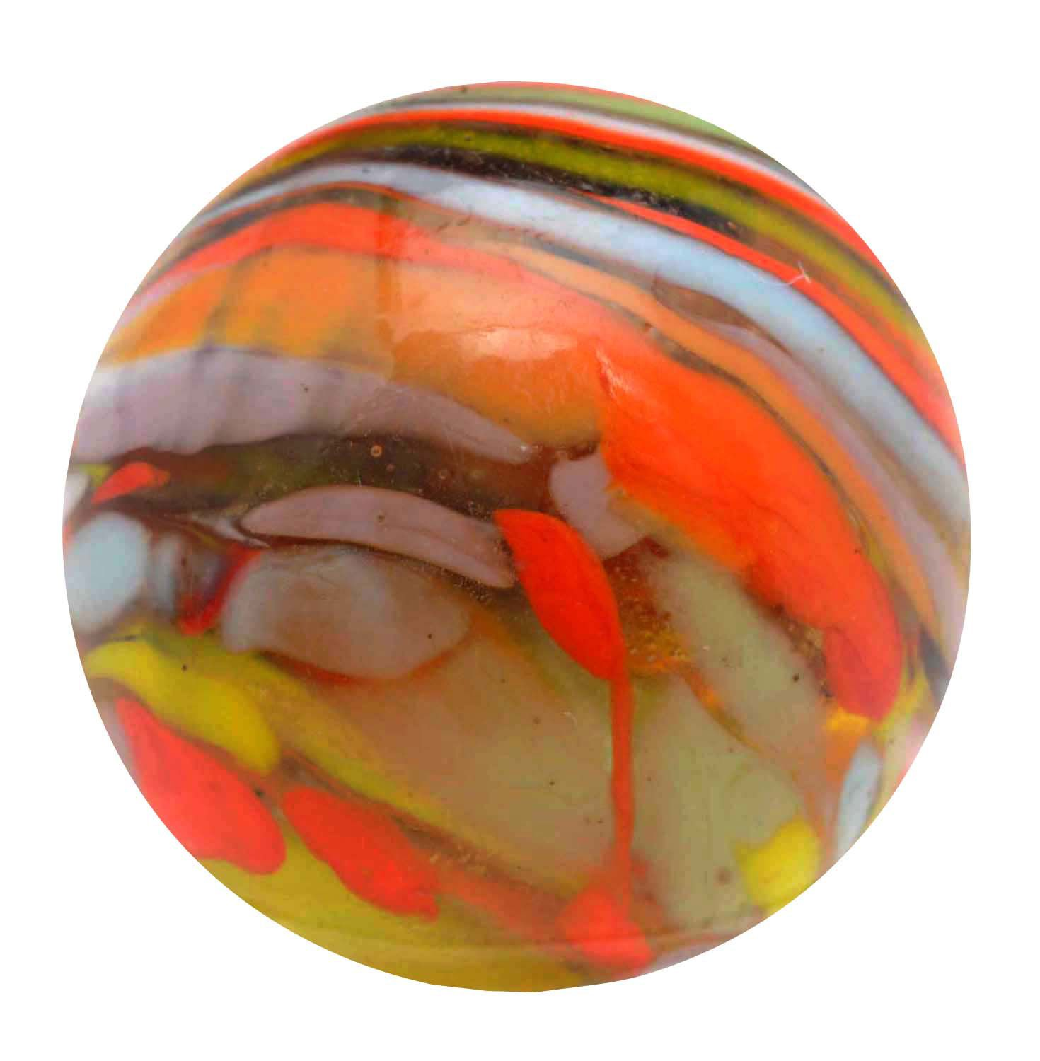 Pricing Collectible Marbles: Christensen Agate Cyclone Guinea