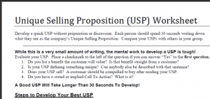 Manufacturing What Is Your Unique Selling Proposition Usp Unique Selling Proposition P S Of Marketing Manufacturing