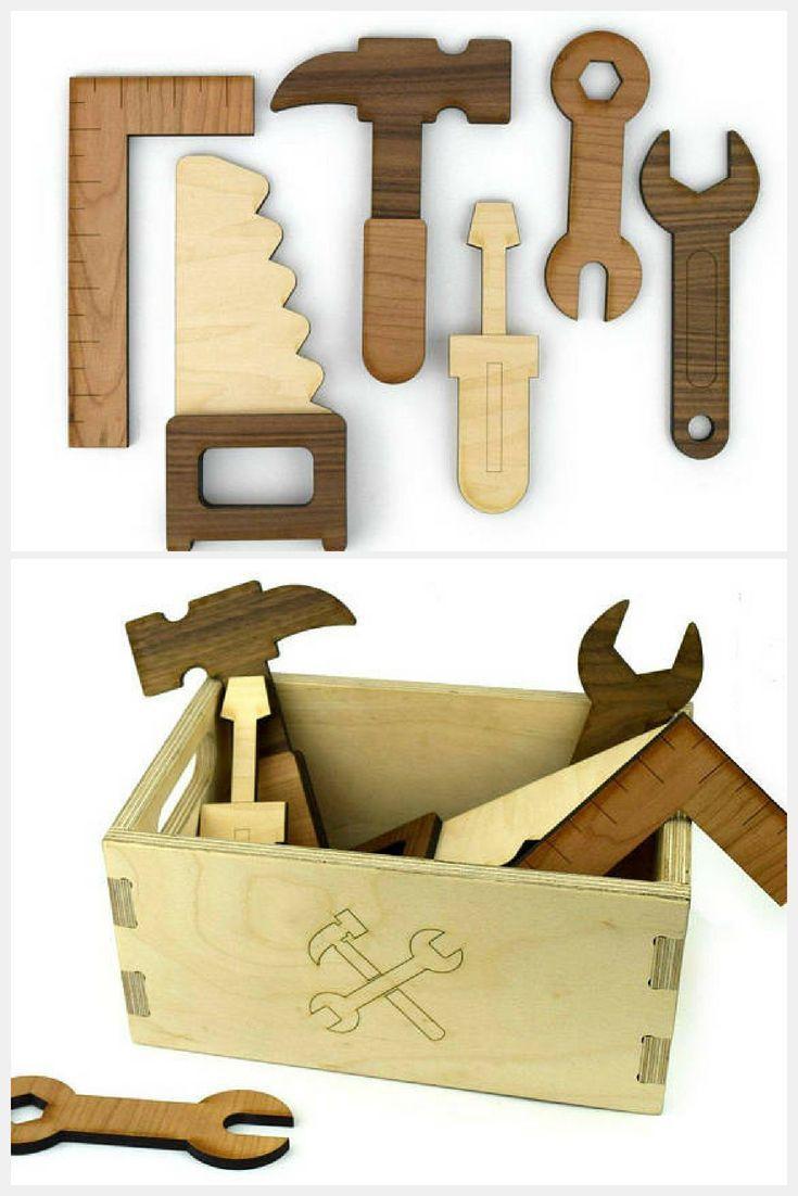 Etsy Gift Guide: 10 handgefertigte Holzspielzeuge, die Ihre Kinder lieben werden #handmadetoys