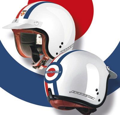 Target VIPER RS-04 MOD OPEN FACE SCOOTER MOTORCYCLE HELMET
