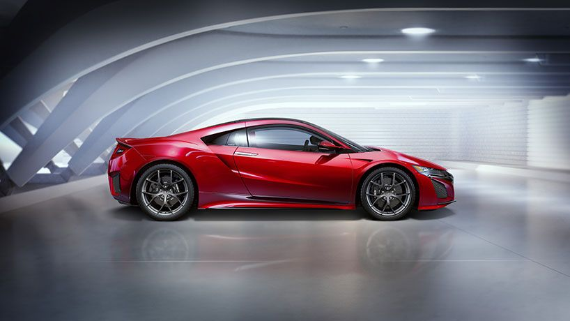 Acura reveals production version of next-generation hybrid NSX