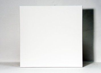 amazon com canvaslot extra large stretched blank white canvas 46 x