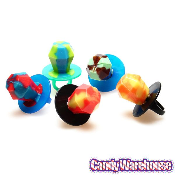 Ring Pops - Twisted: 24-Piece Box