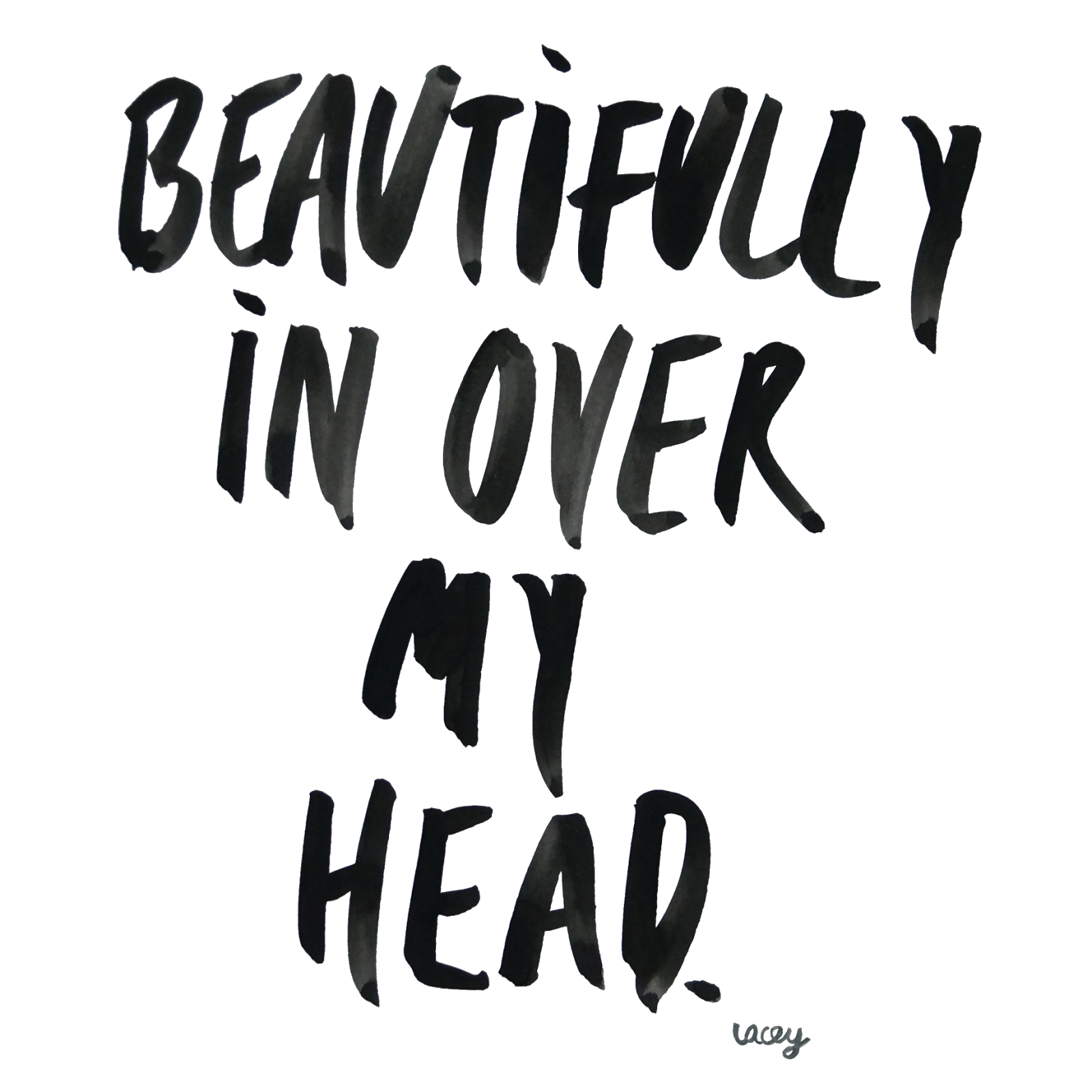 Beautifully in over my head. Bethel Music