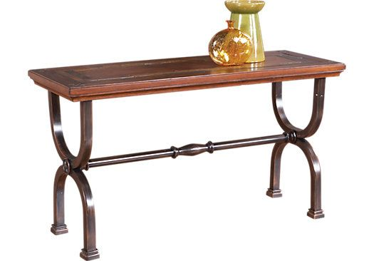 For A Sean Sofa Table At Rooms To Go Find Tables That Will