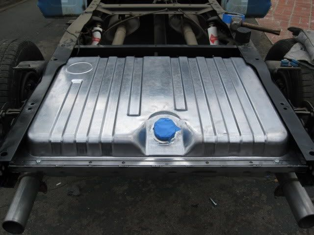 Gas Tank Relocate Ford Trucks Ford Ranger Gas Tanks