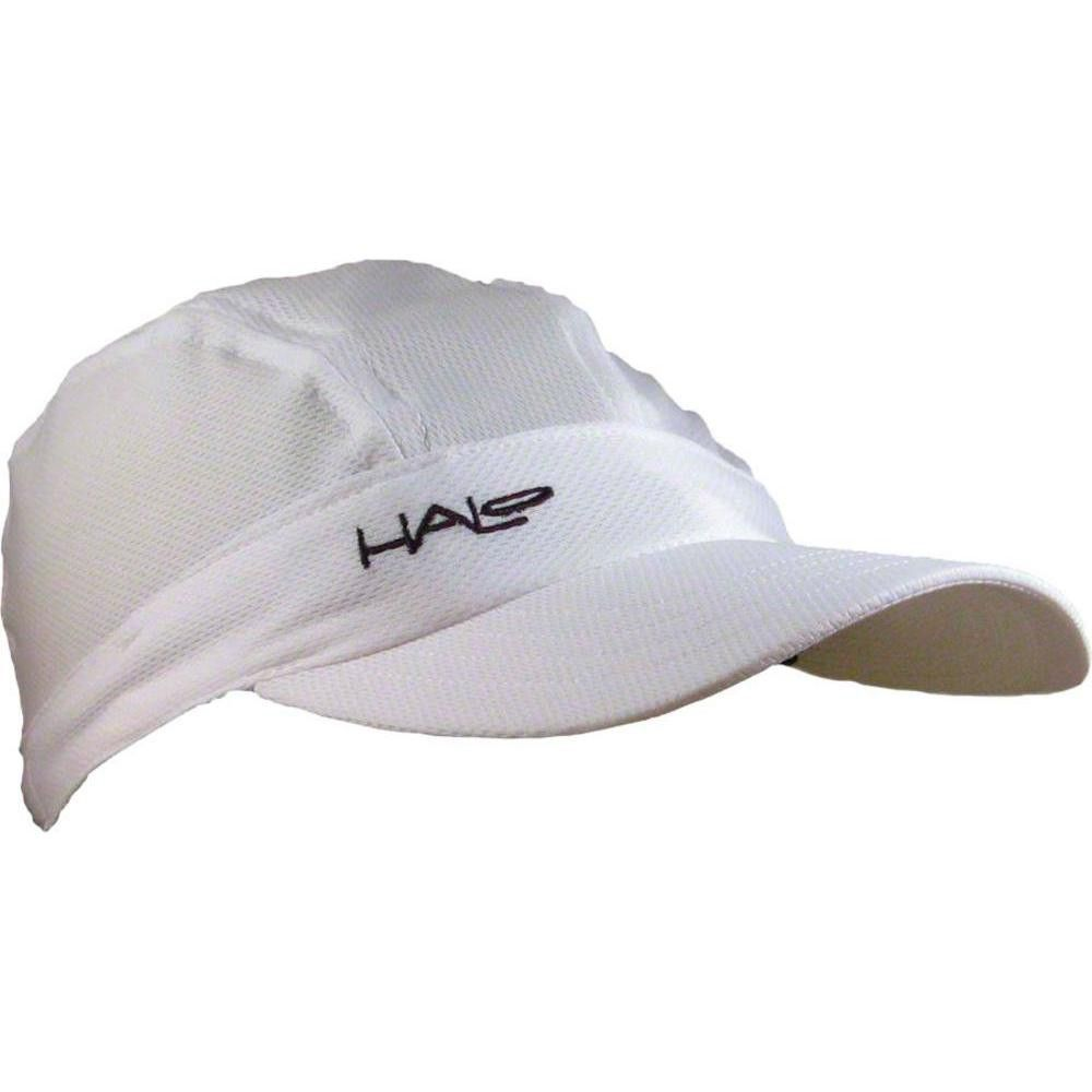 White Halo Sport Hat One Size