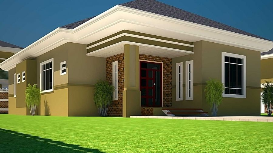 3 Bedroom House Designs And Floor Plans In South Africa Bungalow House Design House Design Pictures Simple House Plans