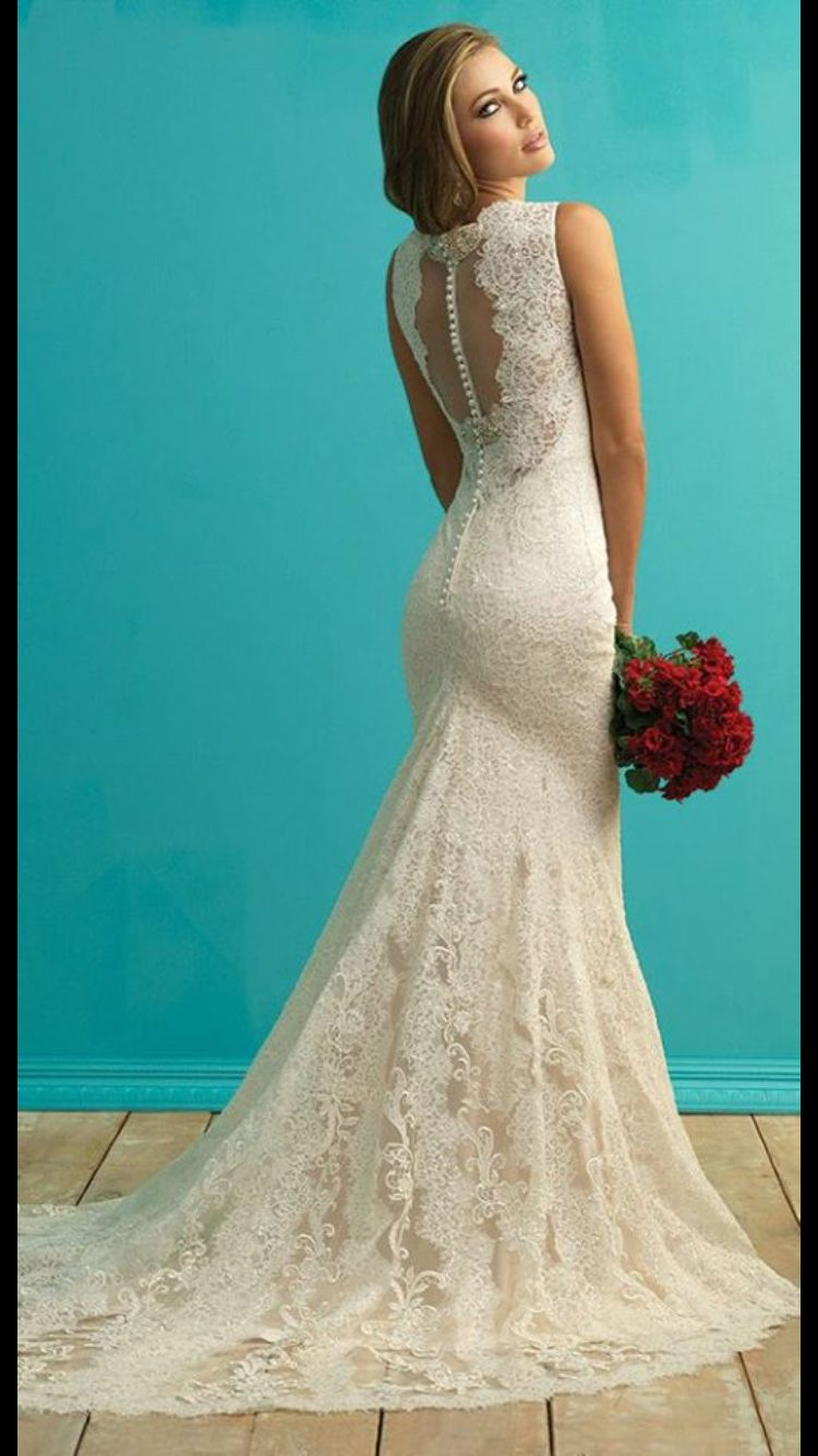 2nd favorite so far | Dresses | Pinterest | Wedding dress, Wedding ...