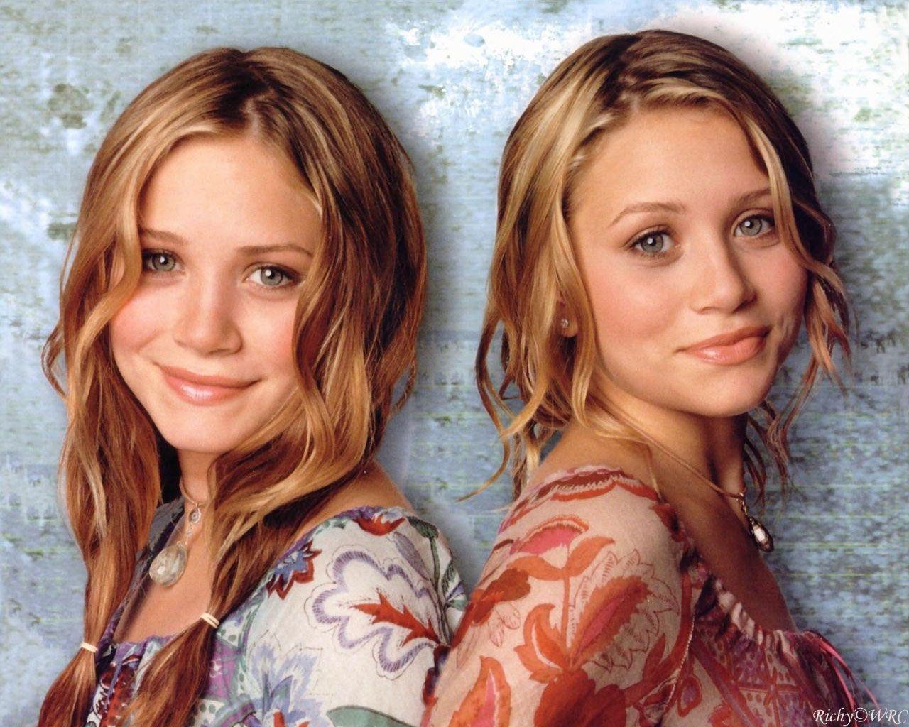 olson twins young young mary kate and ashley | توأم من أغنى المشاهير الشباب، يمتلكون .