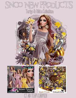 Carmen designs: Autumn Princess