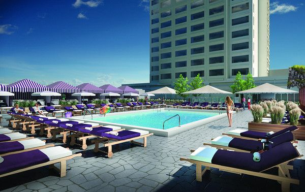 Atlantic City Accommodations Atlantic City Resorts Pool Patio Atlantic City