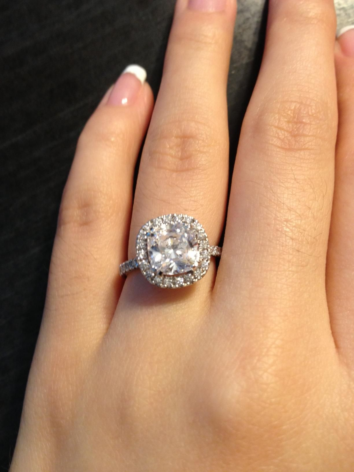 How much did you spend on your engagement ring PurseForum ring
