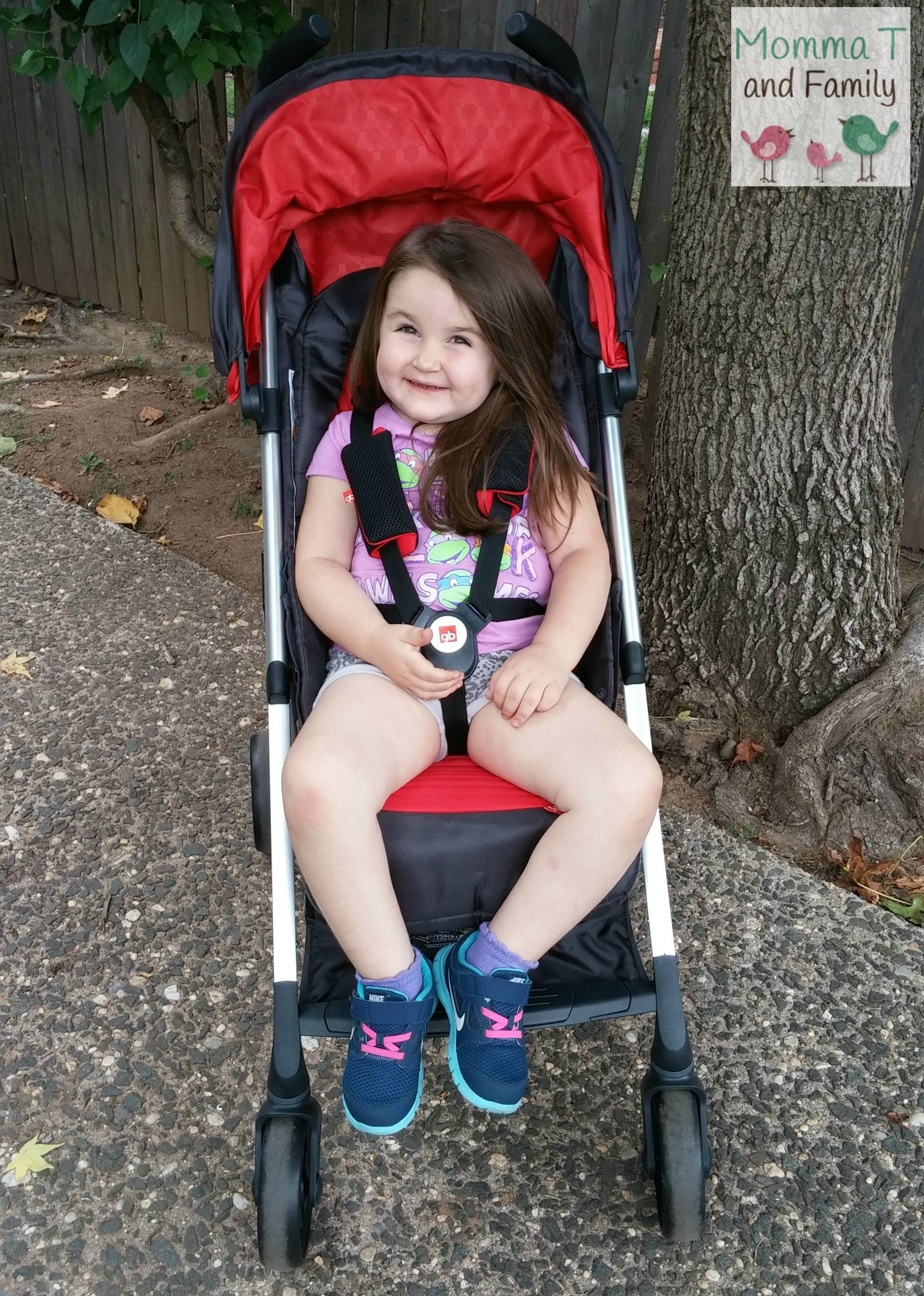 The GB Zuzu Stroller is Perfect for Your Travels!