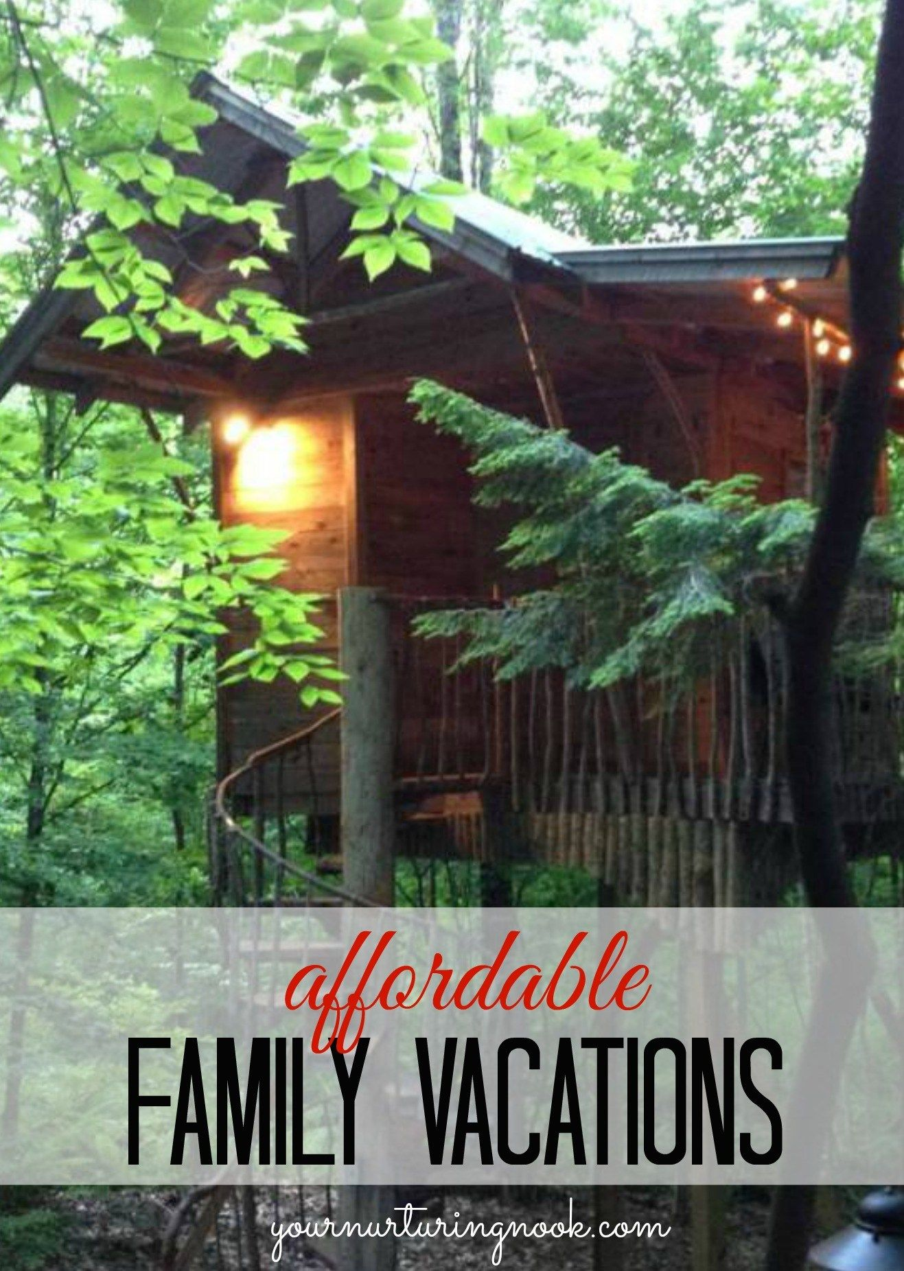Affordable Family Vacations Seven Reasons To Use AirBnB