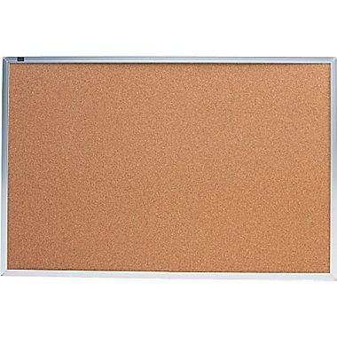 Shop Staples For Great Deals On Quartet® Bulletin Board, Aluminum Frame, X