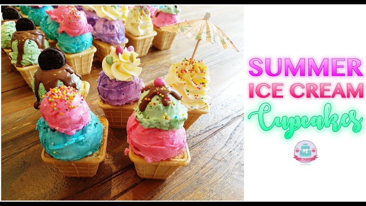 How to make summer ice cream cupcakes abbyliciousz the cake how to make summer ice cream cupcakes abbyliciousz the cake boutique ccuart Image collections