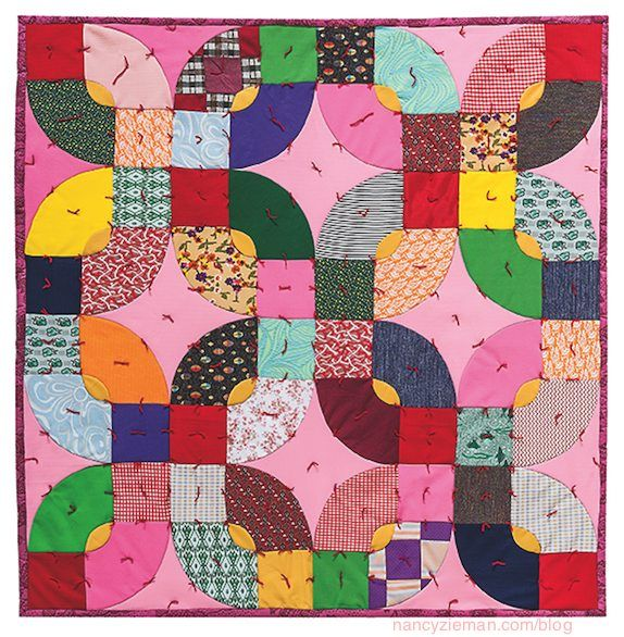 Quilt Traditions Made Modern with Victoria Findlay Wolfe Double