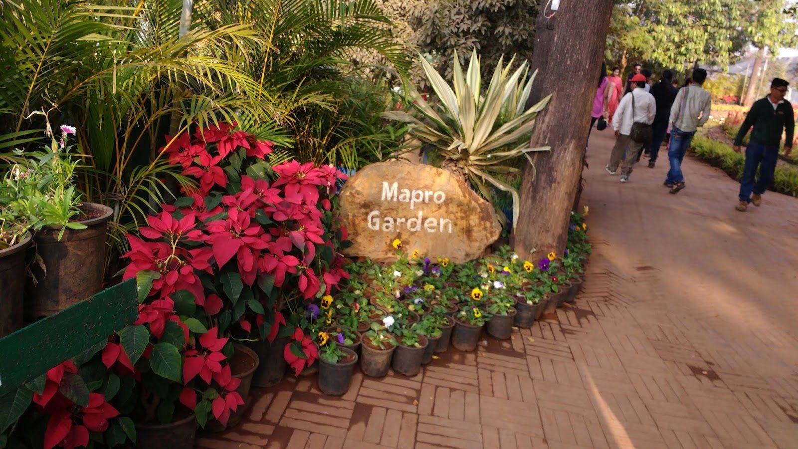 Mapro garden ,mahabaleahwar Trip, Garden, Road trip