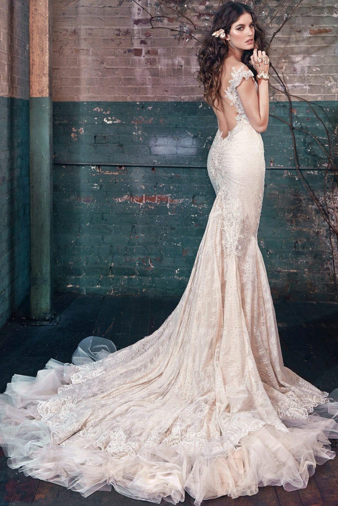 Blossom By Galia Lahav Haute Couture Wedding Dress