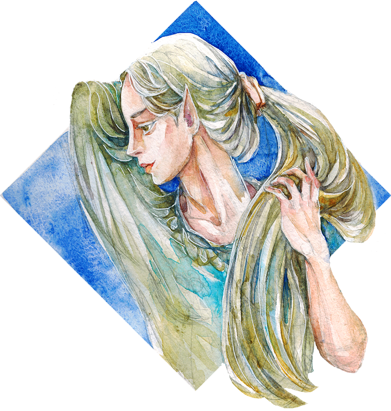 Эарвен  Earwen by ayjaja
