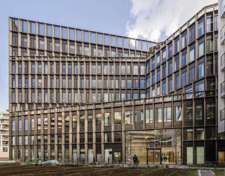 BoulogneBillancourt Office Studioninedots Ateliers 115