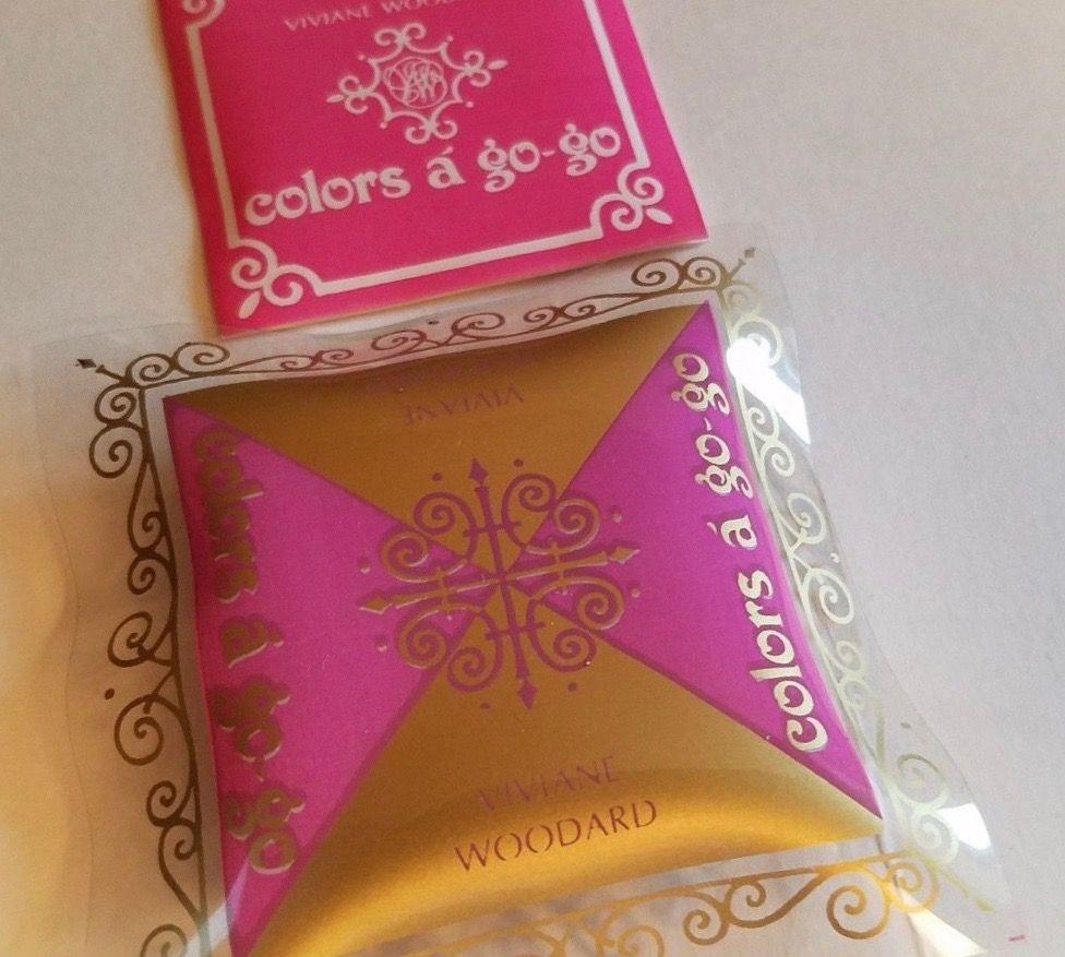 "Viviane Woodard ""Colors A GoGo"" Lipstick Ornament"