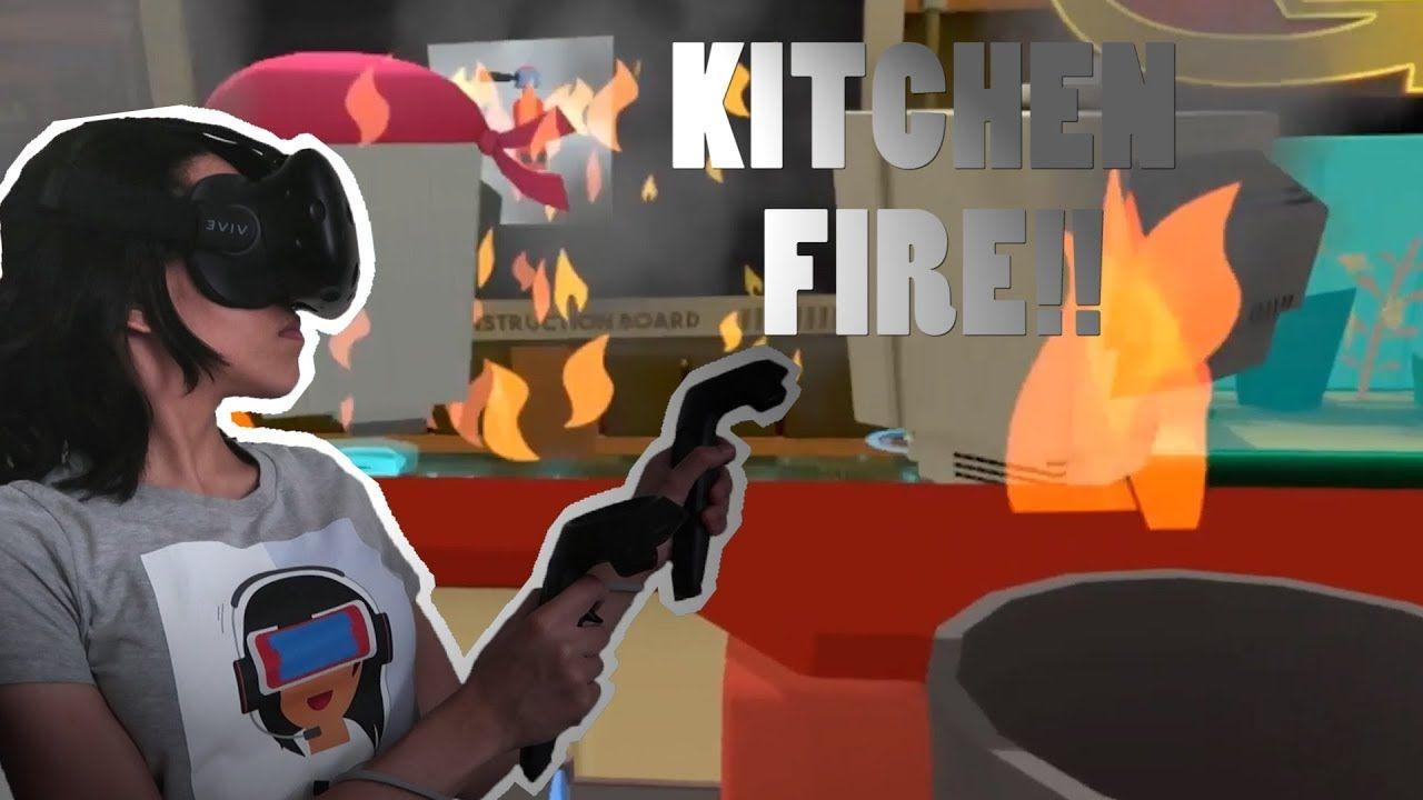 Job Simulator Gourmet Chef Gameplay Gourmet chef