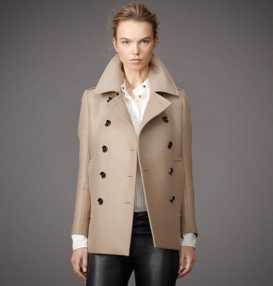 Belstaff | Womens Wool Surrey Coat | Womens Designer Jackets ...