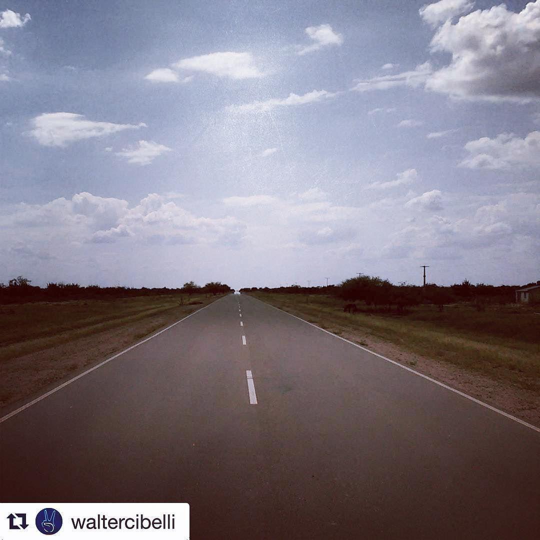#Repost @waltercibelli  #SantiagodelEstero #viaje #ruta #trabajo by elliberalweb