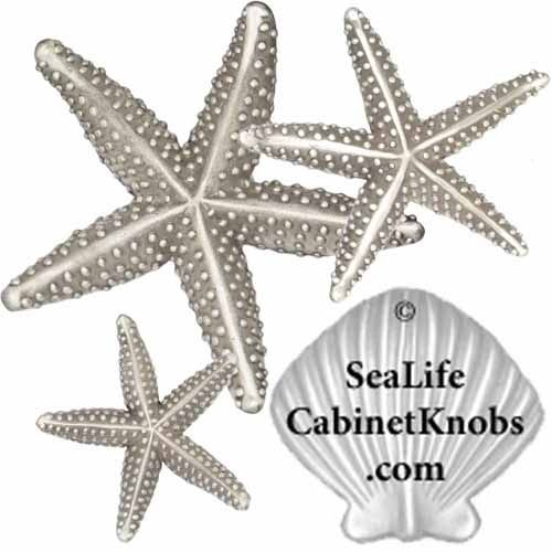 Pin On Starfish Cabinet Pulls