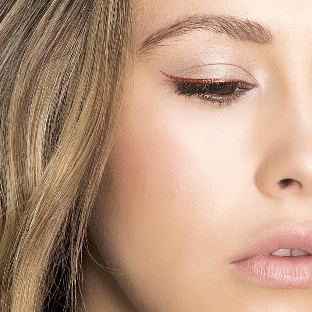 Imperial Bronze Liquid Eyeliner Metallic eyeliner