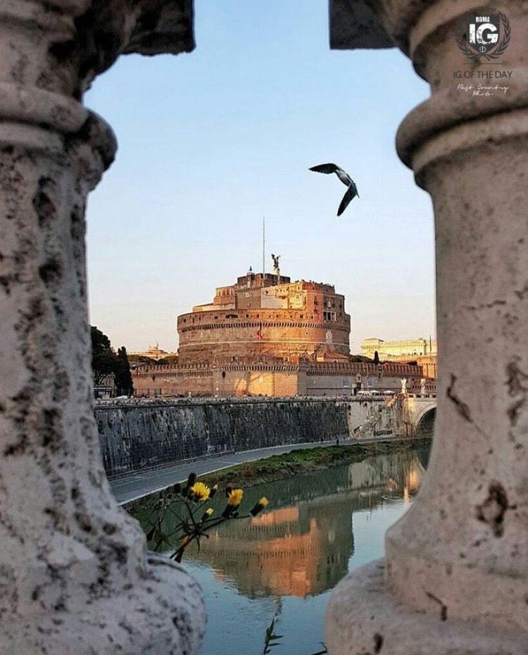 Castel Sant'Angelo (Castelo de Santo Ângelo), Roma, Itália
