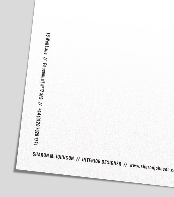 Browse Letterhead Design Templates  Stationary