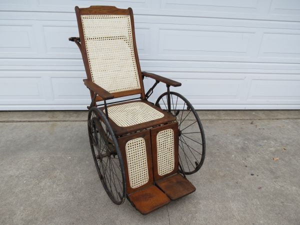 Antique Wheelchair - Antique Wheelchair Antique Attic Pinterest