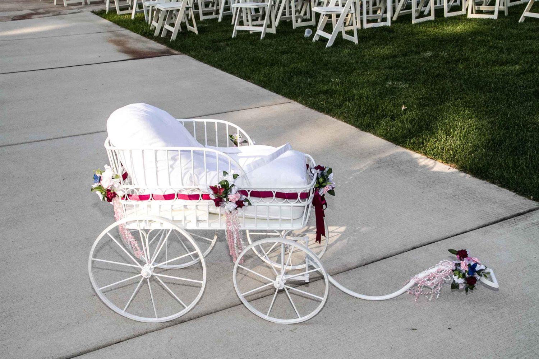 Baby Wagon For Wedding