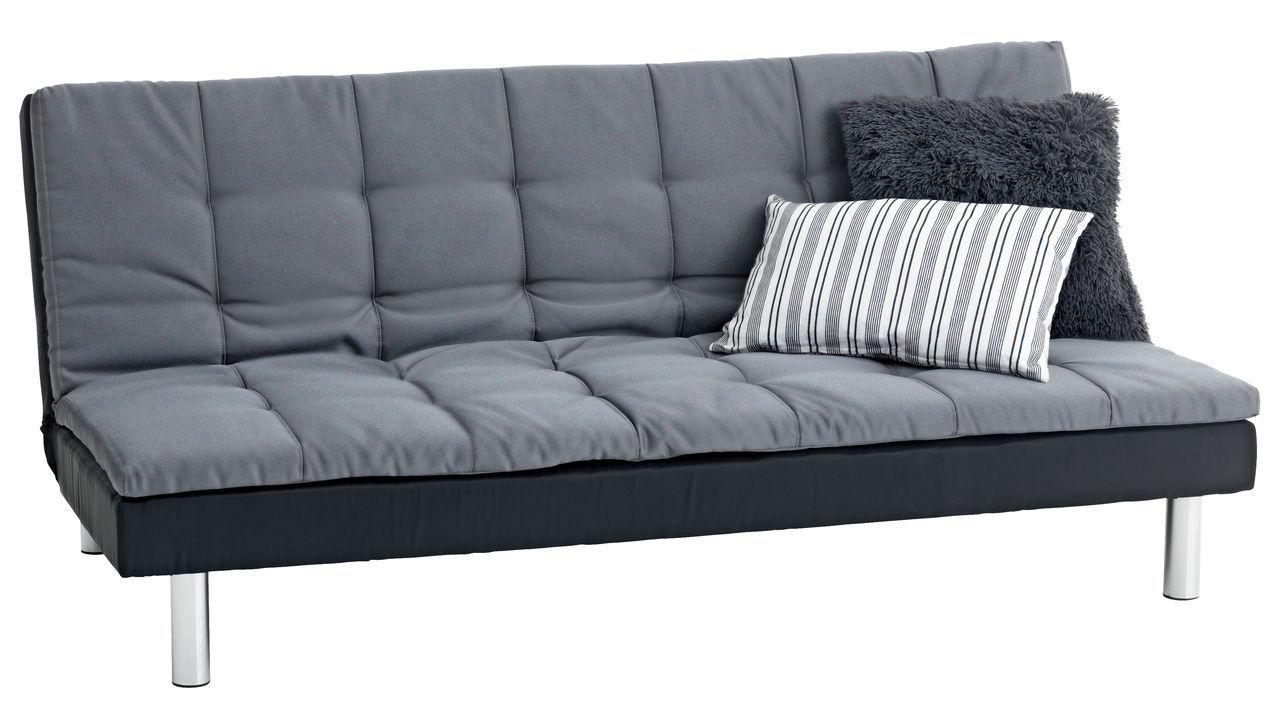 Fantastisk Sovesofa VIBORG stof sort/grå   JYSK   husk   Viborg, Furniture og UV76