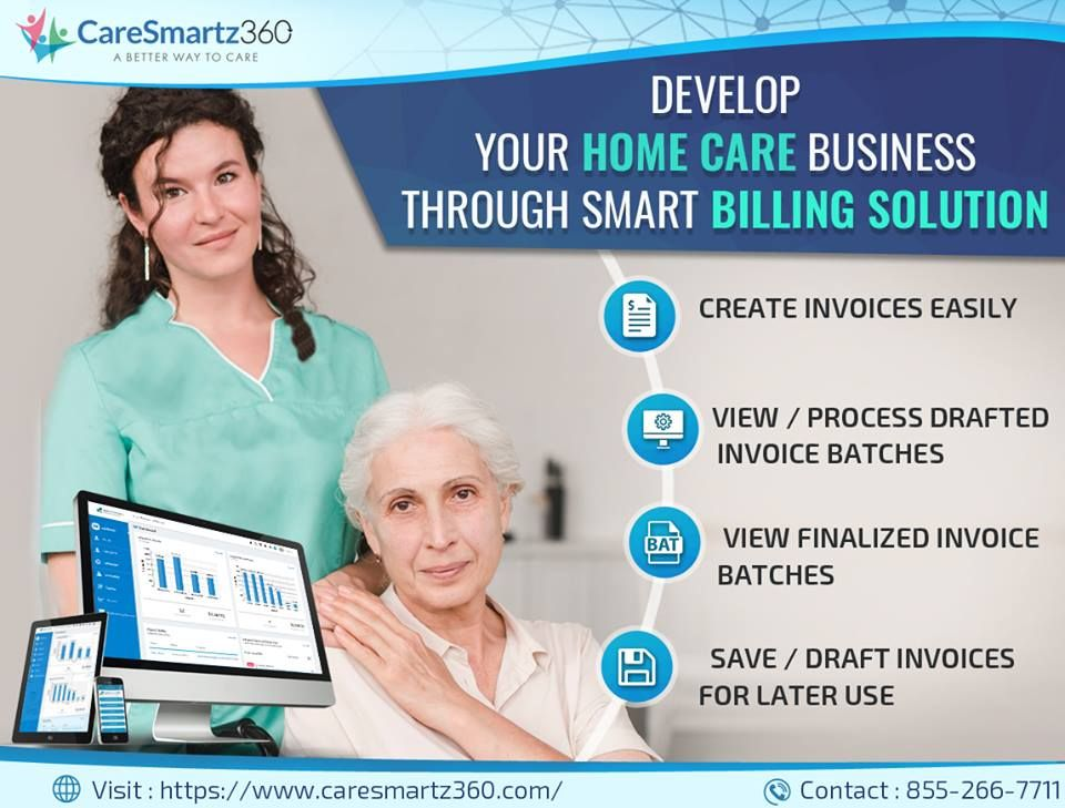 It S Really Cumbersome For A Home Care Agency To Manage Every Aspect Of The Billing And Payments Without Any Help From Home Care Agency Care Agency Home Care