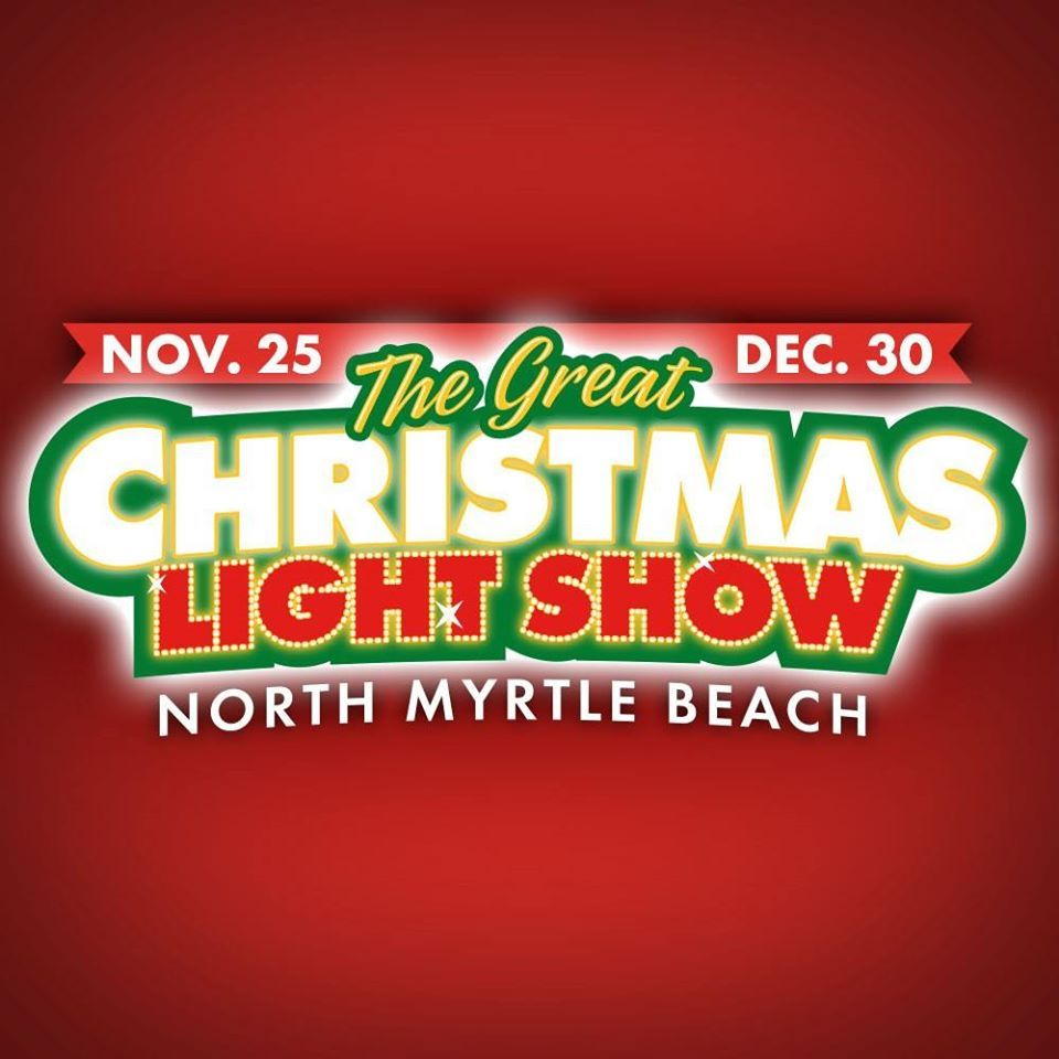 Enjoy a spectacular Christmas light show at the North
