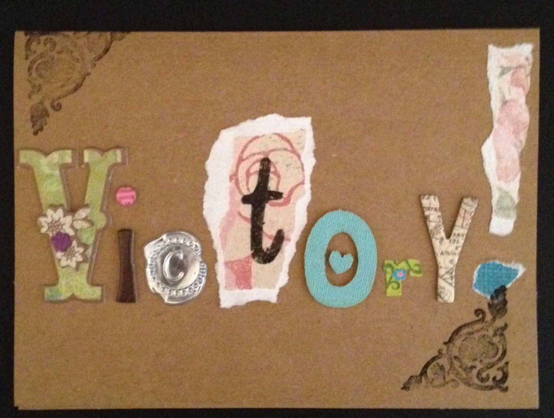Inspirational Greeting Card Religious Card Spiritual Card