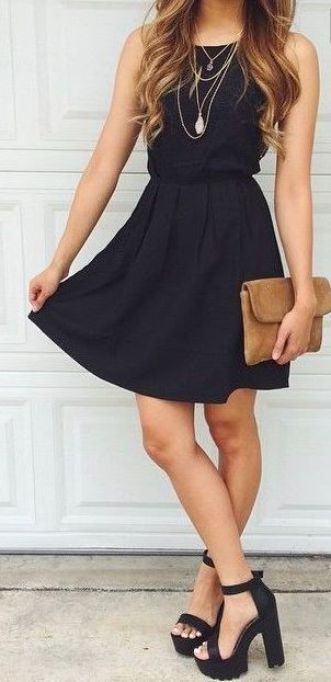 37736e871ab 20 Cute And Preppy Date Night Outfit Ideas