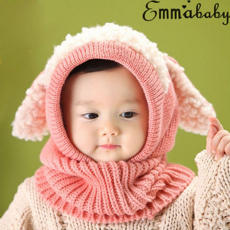 90bb995a22812f Baby beanie/scarf. The perfect winter clothing item your little one will  need this season. Baby fashion.