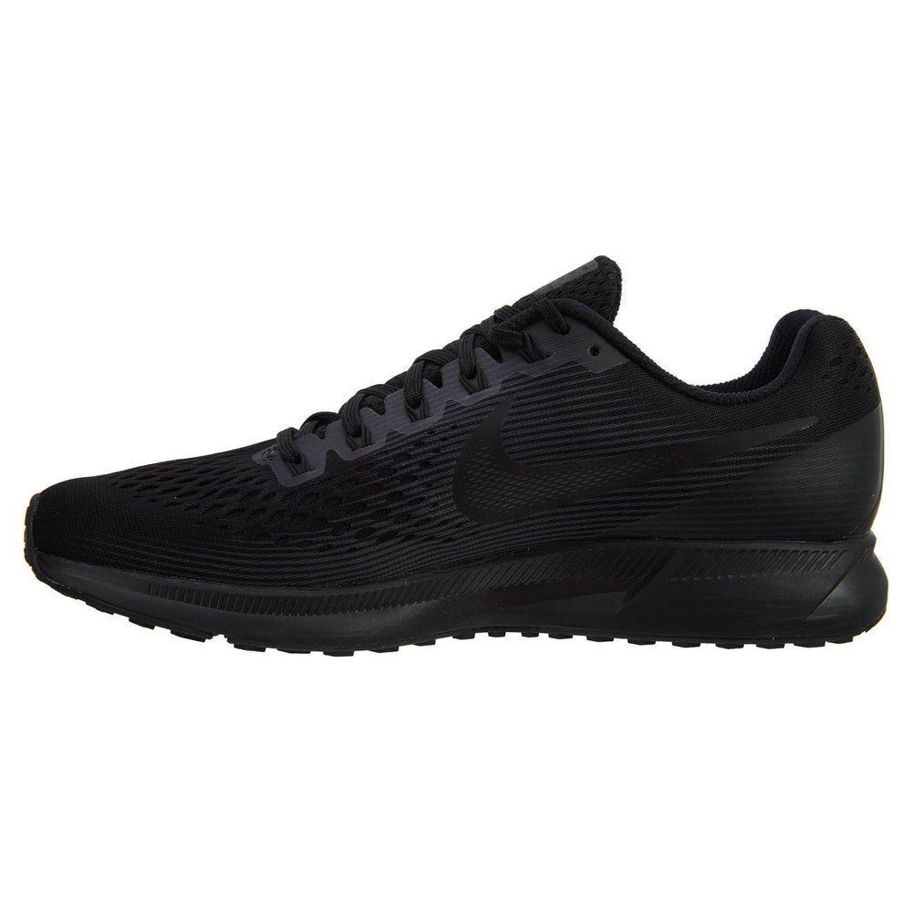 f9c5faff80d6 Nike Mens Air Zoom Pegasus 34 Black Size 9 US Athletic Shoes Running  Nike