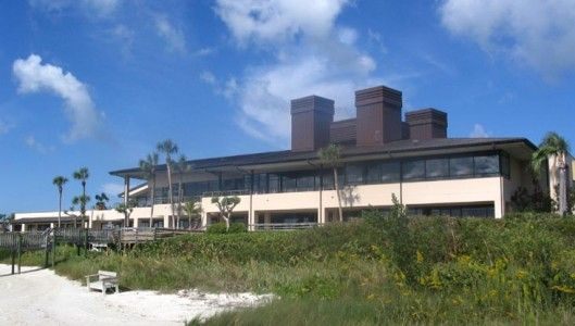 Chart House Longboat Key Fl During Its Initial Construction So The Story Goes A Worker S Child Fell Down An Elevator Shaft And Was Killed